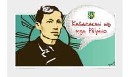 Copy of Katamaran ng mga Pilipino