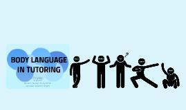 Body Language in Tutoring