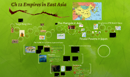 Empires in East Asia