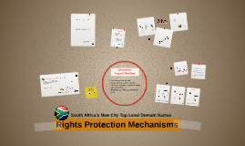 ZA's Introduction to New Rights Protection Mechanisms