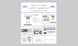 How to increase student engagment
