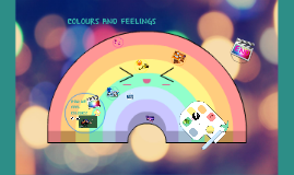 Copy of COLOURS AND FEELINGS