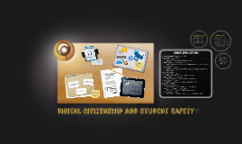 Digital Citizenship and Student Safety