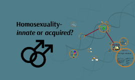 Copy of Homosexuality