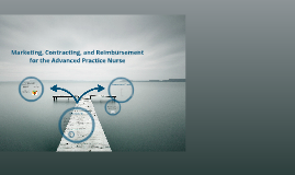 Marketing, Contracting, and Reimbursement  for the Advanced Practice Nurse
