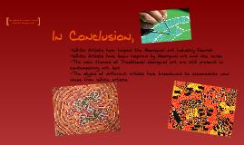 How did Western artists influence Australian Aboriginal art?