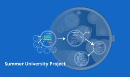 Summer University Project
