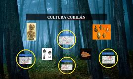 Copy of CULTURA CUBILAN