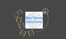 Copy of Ming Dynasty Achievements