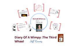 Diary of a wimpy kid the third wheel by nicholi derrico on prezi ccuart Images