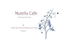 Copy of Nutella Cafe