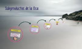 Subproductos de la Oca
