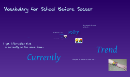 Copy of School Before Soccer