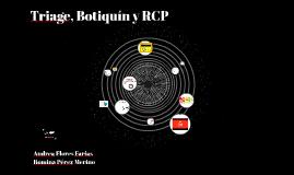 Triage, Botiquín y RCP