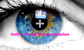 Unit 4 Vis Comms - Communication as a Process