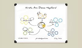 White Board Prezumé by Krista Hepford