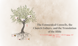 Ecumenical Council, Church Fathers, and the Translation of t