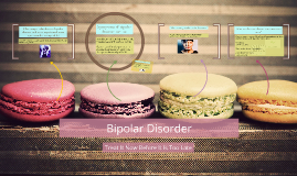Most people who develop bipolar disorder will have experienc