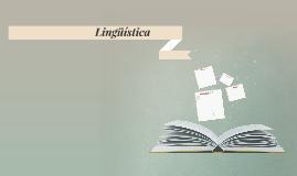 Lingüística