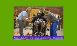 Wheelchair Slalom