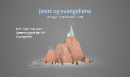 Copy of Jesus og evangeliene