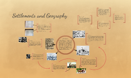 Settlements and Geography
