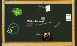 Copy of CHALKboard
