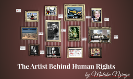 The Art Behind Human Rights