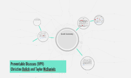Preventable Diseases (HPV)