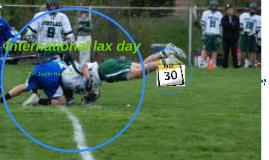 international lax day