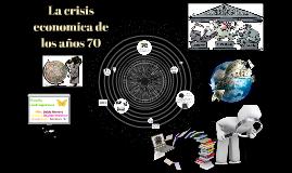 La crisis economica de los años 70