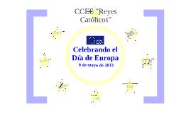 Desde Bogotá... Celebración del Día de Europa