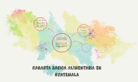 Copy of CANASTA BASICA ALIMENTARIA EN GUATEMALA