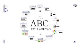 ABC de la amistad