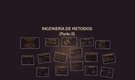 INGENIERÍA DE METODOS