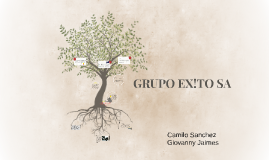 GRUPO EX!TO SA