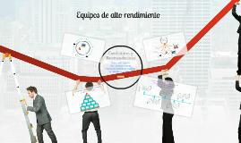 Copy of Equipos de alto rendimiento