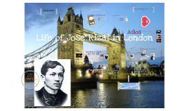 Copy of Jose Rizal in London