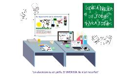 Copy of ESCUELA PÚBLICA: DE TOD@S PARA TOD@S