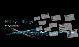 History of Biology