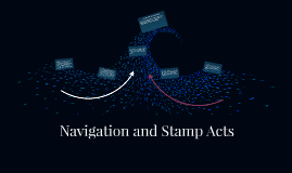 Navigation and Stamp Acts