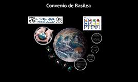 Convenio de Basilea y IMDG