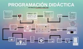 Copy of PROGRAMACIÓN DIDÁCTICA