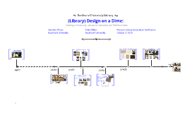 Library Design on a Dime