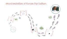Americanization of Korean Culture