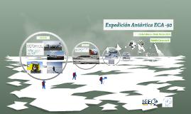 Expedición Antártica ECA -50