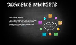 changing mindsets
