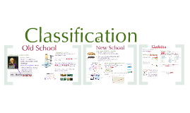 Classification: Taxonomy