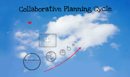 Collaborative Planning Approach