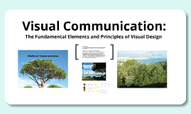 Ver 1.0 - Visual Communication: The Foundational Elements and Principles of Communicating with Visual Design